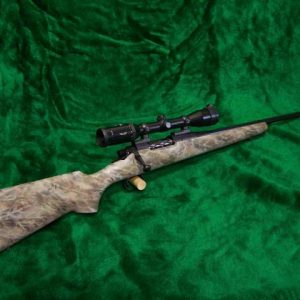 Lightweight Remington M-700 308 Win.