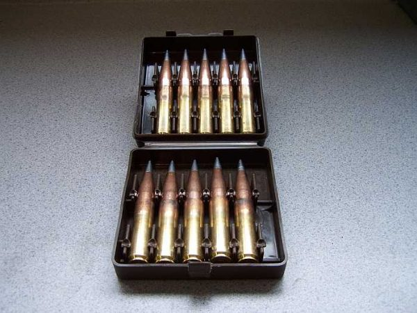 500 Freight Train Ammo